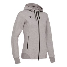 RHO - LYRE full zip hooded sweatshirt women